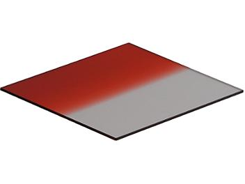 Globalmediapro Square 100 x 100mm Graduated Filter - Red