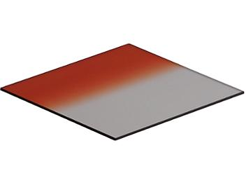 Globalmediapro Square 100 x 100mm Graduated Color Filter - Orange