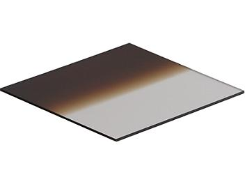 Globalmediapro Square 100 x 100mm Graduated Filter - Coffee