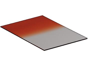 Globalmediapro Square 143 x 100mm Graduated Filter - Orange