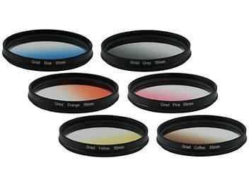 Globalmediapro Filter Kit 003 (Graduated) 55mm, 6pcs