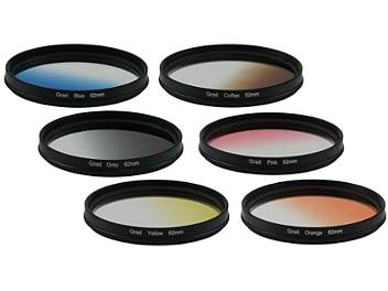 Globalmediapro Filter Kit 003 (Graduated) 62mm, 6pcs