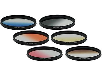 Globalmediapro Filter Kit 003 (Graduated) 72mm, 6pcs