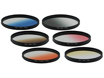Globalmediapro Filter Kit 003 (Graduated) 77mm, 6pcs