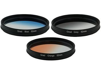 Globalmediapro Filter Kit 004 (Graduated) 52mm, 3pcs