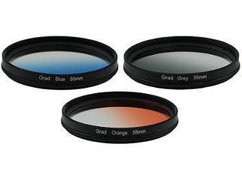 Globalmediapro Filter Kit 004 (Graduated) 55mm, 3pcs