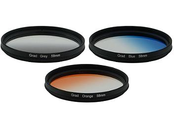 Globalmediapro Filter Kit 004 (Graduated) 58mm, 3pcs