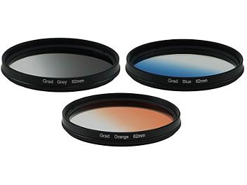 Globalmediapro Filter Kit 004 (Graduated) 62mm, 3pcs