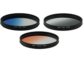 Globalmediapro Filter Kit 004 (Graduated) 67mm, 3pcs