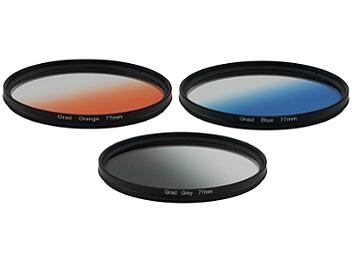Globalmediapro Filter Kit 004 (Graduated) 77mm, 3pcs
