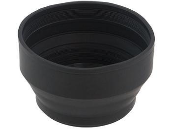 Globalmediapro Hood-52R Rubber Lens Hood 52mm