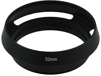 Globalmediapro Hood-52M Metal Lens Hood 52mm