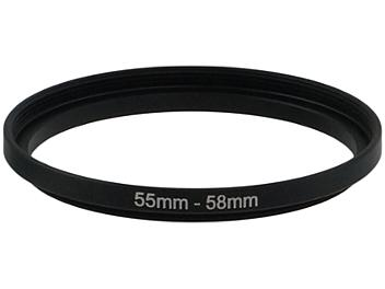 Globalmediapro Step-Up Ring 55-58mm