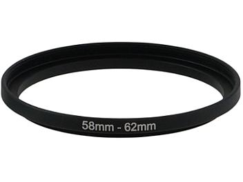 Globalmediapro Step-Up Ring 58-62mm