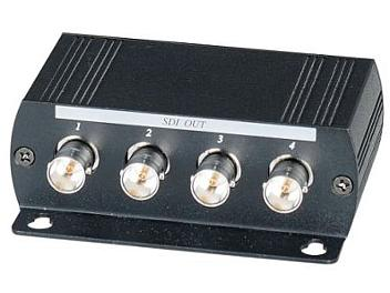 Globalmediapro SHE SDI04D 1x4 HD-SDI Distributor / Amplifier