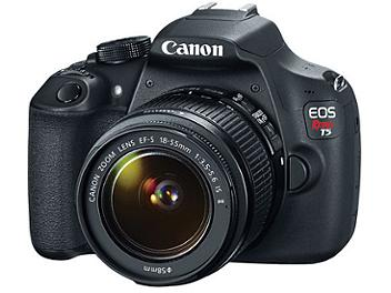 Canon EOS-1200D Digital SLR Camera Kit with Canon EF-S 18-55mm Lens