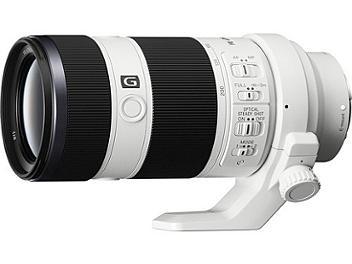 Sony SEL-70200G 70-200mm F4.0G FE OSS Lens