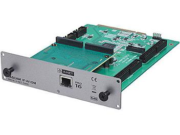 Tascam IF-AV/DM Aviom A-Net Interface Card