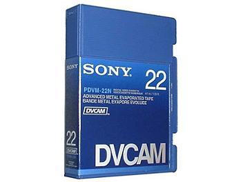 Sony PDVM-22N DVCAM Cassette (pack 10 pcs)