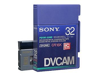 Sony PDVM-32ME DVCAM Cassette (pack 10 pcs)