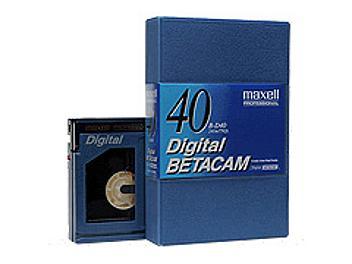 Maxell B-D40 Digital Betacam Cassette (pack 50 pcs)