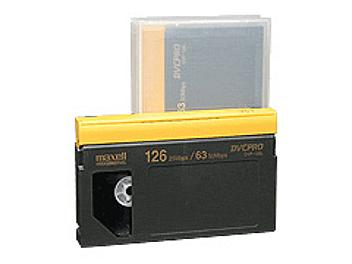 Maxell DVP-126L DVCPRO Cassette (pack 50 pcs)