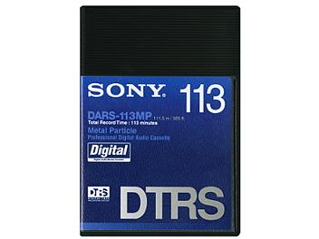 Sony DARS-113MP Hi-8 DTRS Cassette (pack 10 pcs)