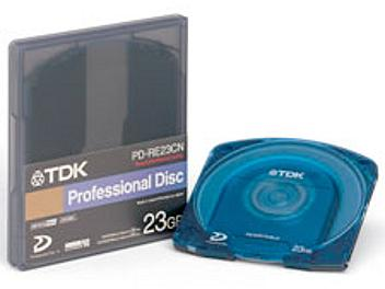 TDK PD-RE23CN 23GB XDCAM Disc (pack 5 pcs)