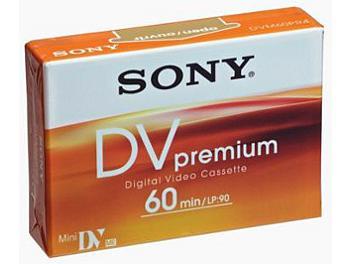 Sony DVM60PR3/FE mini-DV Cassette (pack 50 pcs)