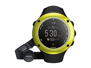 Suunto SS020133000 Ambit2 S Watch - Lime HR