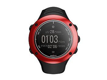 Suunto SS019211000 Ambit2 S Watch - Red