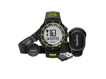 Suunto SS019155000 Quest Watch - Yellow Running Pack