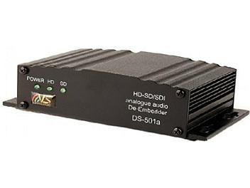 VideoSolutions DS-501 HD/SD SDI Audio De-Embedder