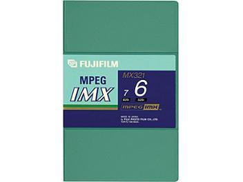 Fujifilm MX321 6S MPEG IMX Cassette (pack 10 pcs)