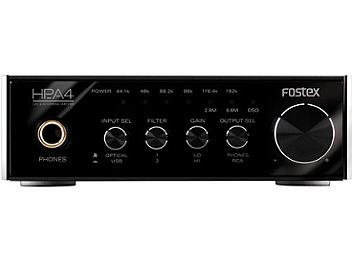 Fostex HP-A4 24-Bit USB DAC Headphone Amplifier