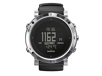 Suunto SS020339000 Core Watch - Brushed Steel
