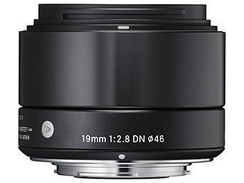 Sigma 19mm F2.8 DN Lens - Sony E-Mount