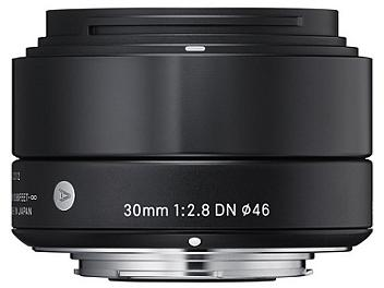 Sigma 30mm F2.8 DN Lens - Micro Four Thirds Mount