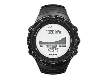 Suunto SS014809000 Core Watch - Regular Black
