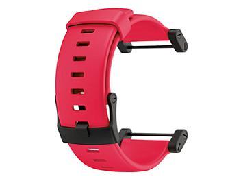 Suunto SS018820000 Core Rubber Strap - Red