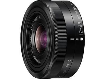 Panasonic 12-32mm F3.5-5.6 H-FS12032 ASPH Lens - Micro Four Thirds Mount