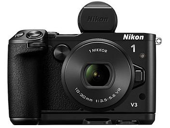 Nikon 1 V3 Camera Kit with 10-30mm Lens
