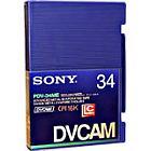 Sony PDVM-34ME DVCAM Cassette (pack 20 pcs)