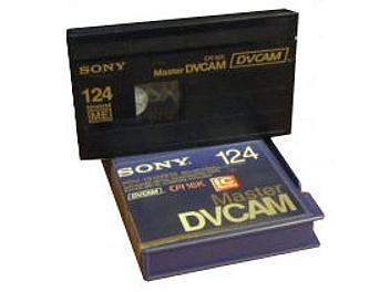 Sony PDV-124MEM DVCAM Cassette (pack 10 pcs)