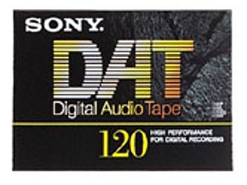 Sony 10DT120RA DAT Audio Cassette (pack 10 pcs)