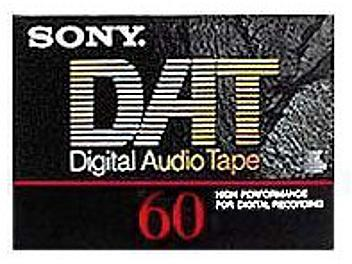 Sony 10DT60RA DAT Audio Cassette (pack 10 pcs)