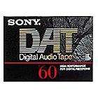 Sony 10DT60RA DAT Audio Cassette (pack 10 pcs)