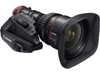 Canon 17-120mm CN7x17 KAS S Cine-Servo T2.95 Lens - PL Mount