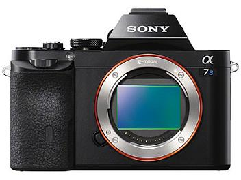 Sony Alpha a7S Mirrorless Digital Camera Body