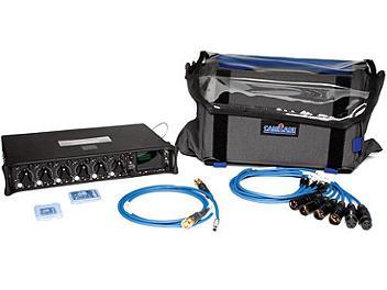 Sound Devices 664 6-channel Portable Production Mixer KIT
